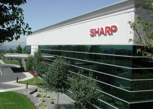 Camas SHARP Building EPE
