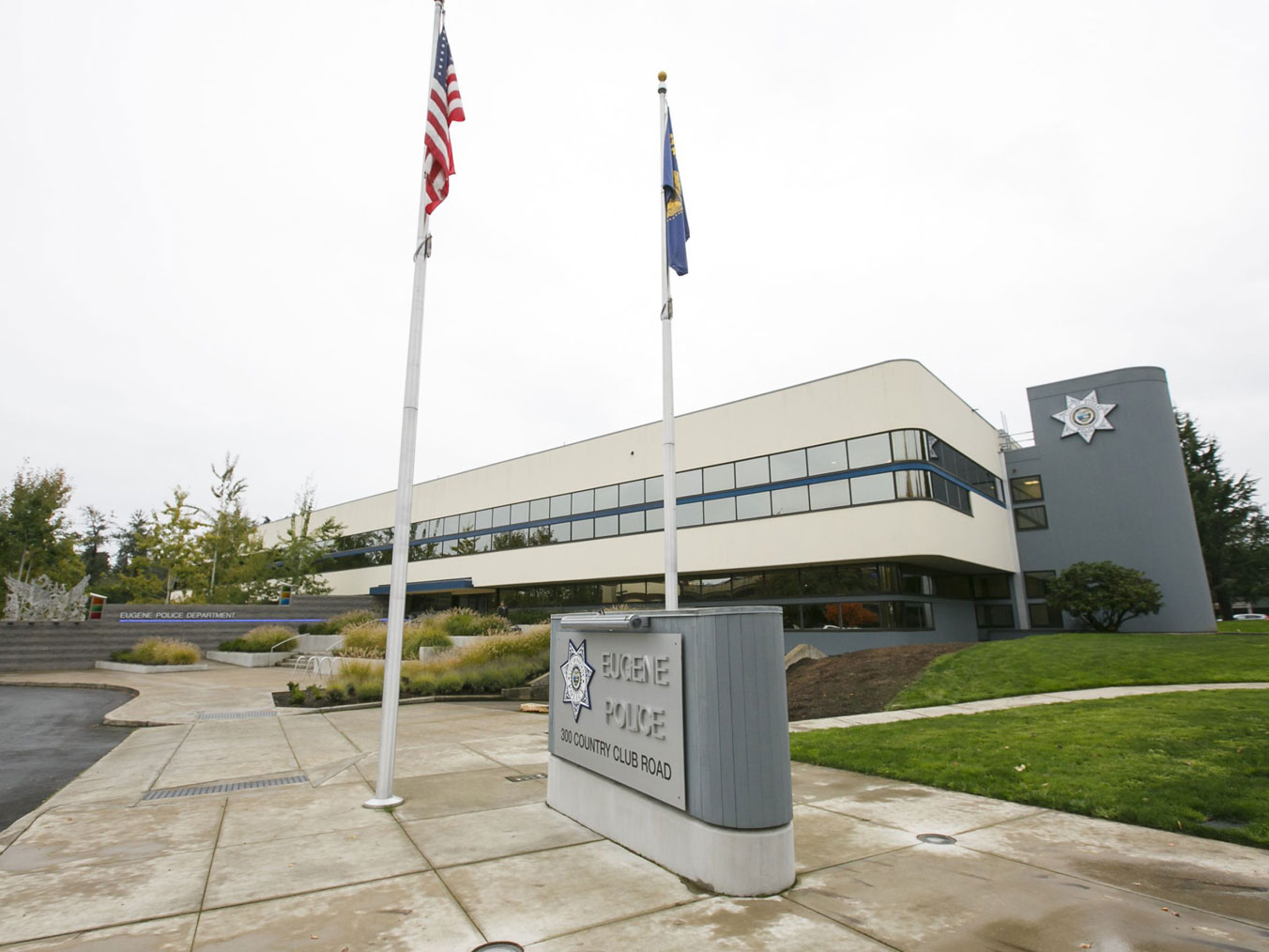 Eugene Police Department Headquarter