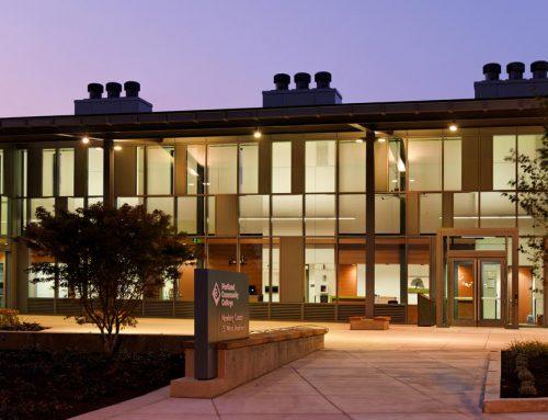 Portland Community College Newberg Center