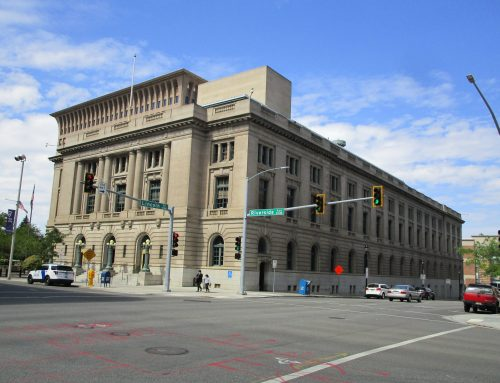 Spokane Federal Building United States Post Office (USPO)
